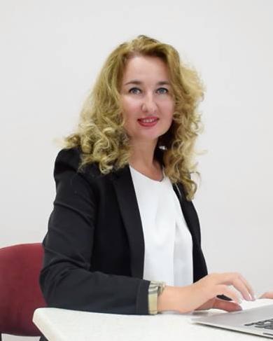 Prof.Dr. Iryna Sekret, Turkey